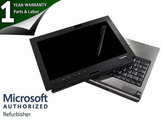 历史新低!翻新 TOSHIBA 东芝 M780 12.1英寸 二合一 平板型笔记本电脑 169.99加元限时特卖并包邮!