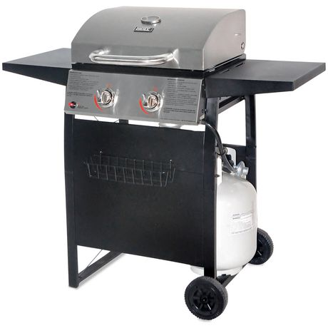 Backyard Grill GBC1405WV-C 不锈钢燃气BBQ烧烤炉 90加元限时清仓并包邮!