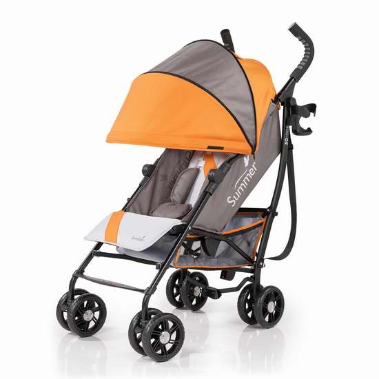 Summer Infant 3D One 超轻便婴儿推车 118.87加元限时特卖并包邮!两色可选!