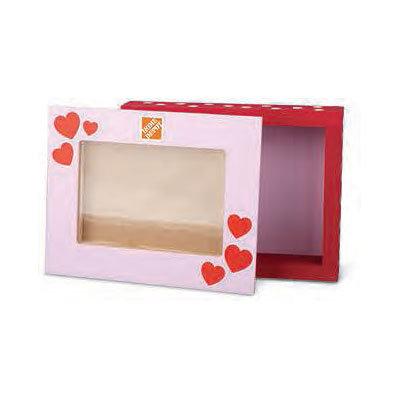 Home Depot 2月11日免费儿童手工课,制作情人节照片盒,另有3个家庭装修免费课程!