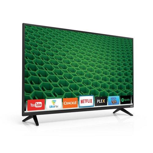 历史新低!VIZIO 2016版 D50-D1 50英寸1080p LED液晶智能电视 488加元限时特卖并包邮!