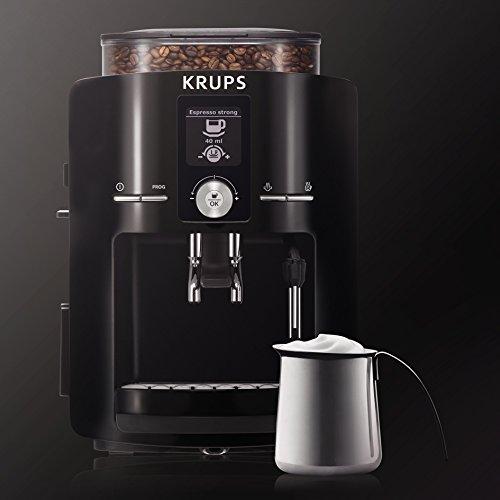 歷史新低!KRUPS EA8250 豪華全自動意式濃縮咖啡機 443.79加元限量特賣並包郵!