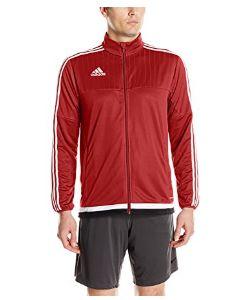 Adidas Tiro15 男式訓練夾克2.5折 16.34加元起限時清倉!3色可選!