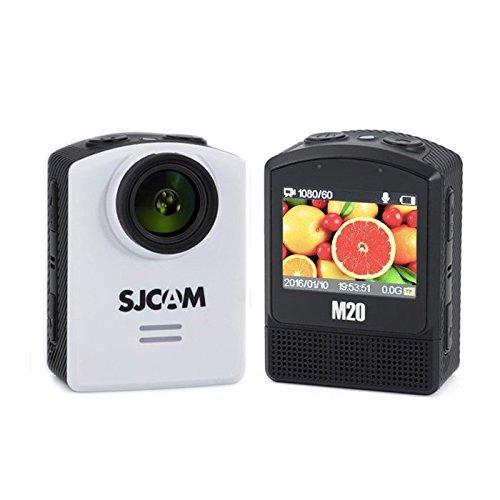 SJCAM M20 4K 超高清Wifi无线超大广角防水运动摄像机 135加元限量特卖并包邮!