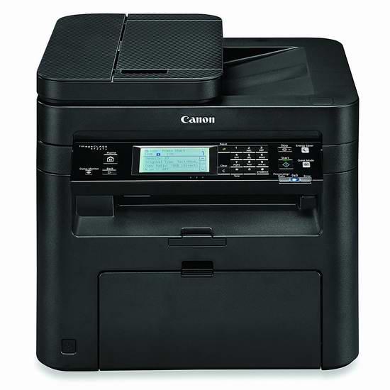 历史最低价!Canon 佳能 imageCLASS MF217w 多功能一体黑白激光打印机4.4折 109.99加元限时特卖并包邮!