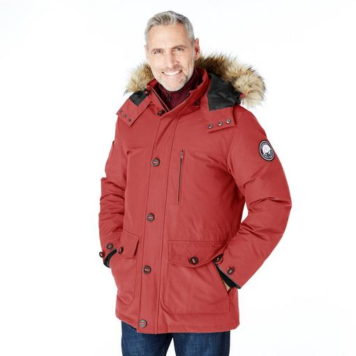 畅销款 Alpinetek 男士时尚羽绒服2.3折 41.96加元限时清仓!4色可选!