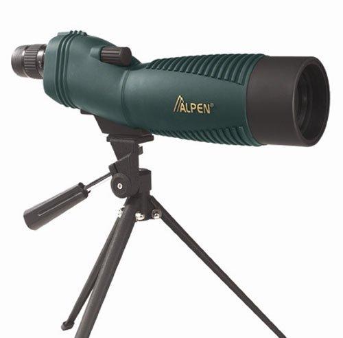 历史新低!Alpen 18-36x60 防水单筒观鸟狩猎望远镜4.4折 138.72加元限时特卖并包邮!