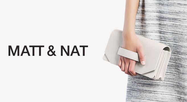 精选多款 Matt & Nat 女士时尚手拿包、手提包4.8折限时特卖并包邮!