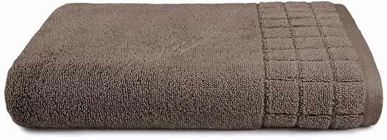 历史新低!Calvin Klein Home Sculpted Grid 纯棉浴巾5.4折 14.36加元限时特卖!