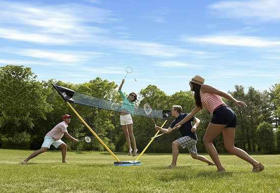 历史新低!Franklin Sports 羽毛球拍+球网套装2.4折 28.35加元限时清仓!