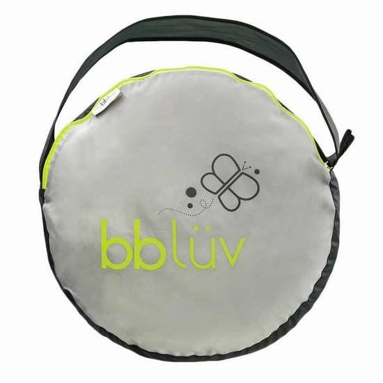 历史新低!bblüv Nido 二合一 婴儿便携式 室内/户外 旅行床/游戏围栏5.9折 55.97加元包邮!