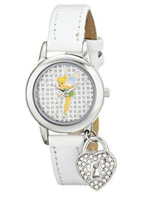 历史新低!Disney TK1009 Tinkerbell 奇妙仙子 时尚腕表2.9折 6.17加元限时特卖!