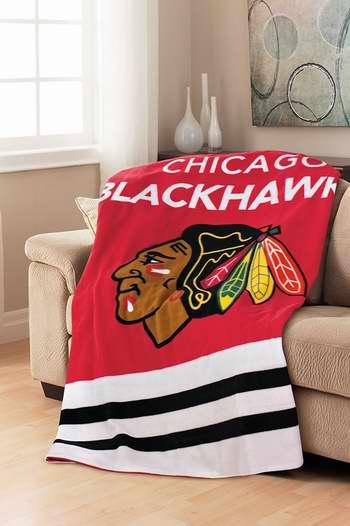 历史最低价!Sunbeam NHL 冰球联盟 多用途保暖电热毯5.6折 39.14加元限时特卖并包邮!