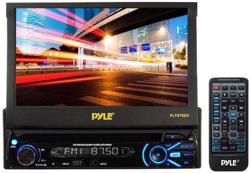 售价大降!历史新低!Pyle PLTS76DU 车载7英寸触屏多媒体音响系统2折 59.93加元限时清仓并包邮!