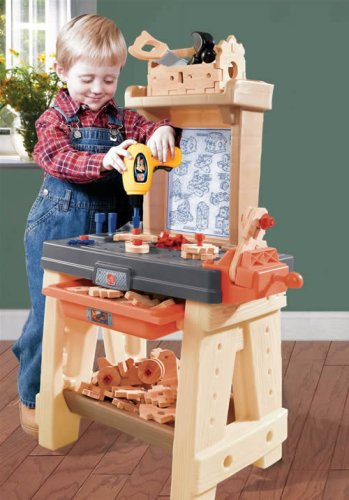 历史新低!Step2 Workshop 儿童过家家仿真工作台 39.97加元限时特卖并包邮!