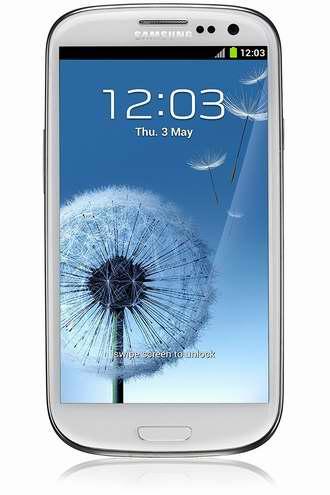 历史新低!Samsung 三星 GT-I9305 Galaxy S3 16GB 4.8英寸解锁版智能手机3折 150.35加元限时清仓并包邮!