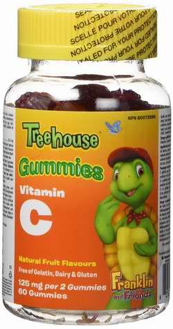 精选13款 Treehouse 儿童营养保健品 及 Webber Naturals 成人、孕妇保健品特价销售!额外再打9.5折+立省5加元!