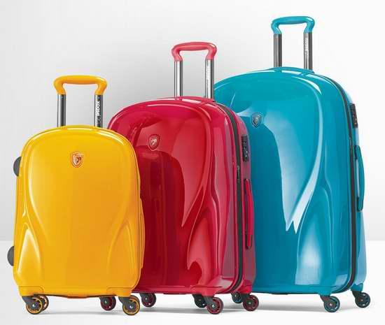 Sears超级周末特卖!精选多款 Samsonite、Swissgear、Tommy Hilfiger 等品牌拉杆行李箱26.98加元起特价销售!