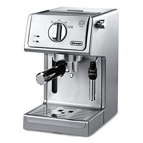金盒头条:历史新低!DeLonghi 德龙 ECP3630 15 Bar 泵压 不锈钢意式咖啡机5.7折 142.49加元包邮!