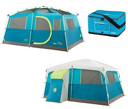 Coleman Tenaya Lake 快速搭建 8人家庭野营超大帐篷 272.92加元限量特卖并包邮!