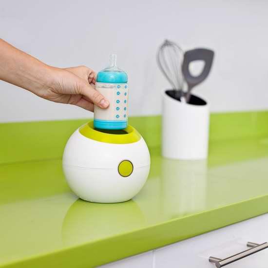 历史新低!Boon ORB 便携式婴幼儿温奶机/温食器 29.99加元限时特卖!