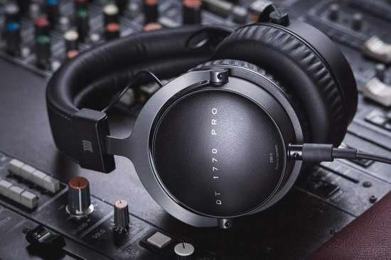 历史新低!beyerdynamic 拜亚动力 DT 1770 PRO 旗舰级封闭式监听耳机 624.19加元限时特卖并包邮!