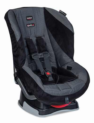 Britax 英国百代适 Roundabout G4.1 双向成长型儿童安全座椅 183.99加元限时特卖并包邮!两色可选!