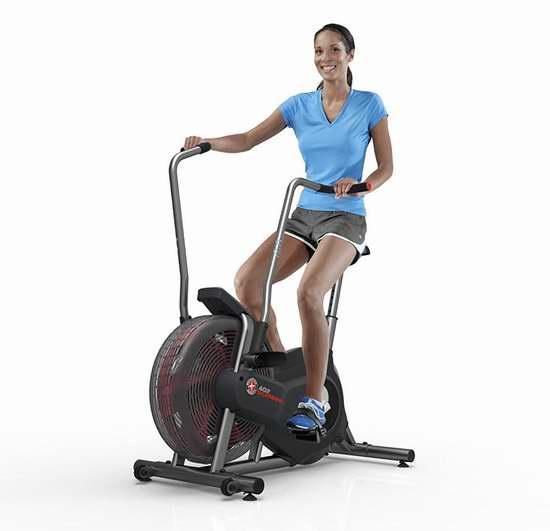 历史新低!Schwinn AD2 Airdyne 立式健身自行车4.6折 243.3加元限时特卖并包邮!