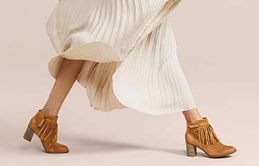 Naturalizer 娜然 精选452款鞋靴、手袋2.5折起特卖,额外再打8折+包邮!