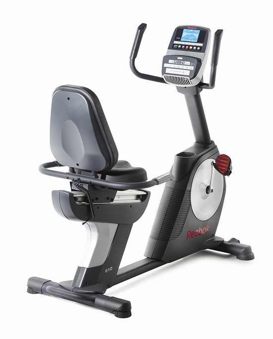 历史新低!ProForm Reebok RBEX06013 610 健身自行车 444.77加元限时特卖并包邮!