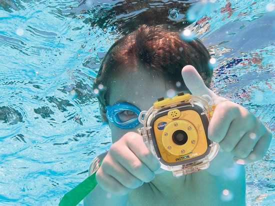 历史新低!VTech Kidizoom 儿童防水运动相机3.6折 25加元限时清仓!