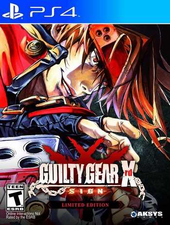 Guilty Gear 罪恶装备 Xrd SIGN PS4限量版3.7折 39.25加元限量特卖并包邮!