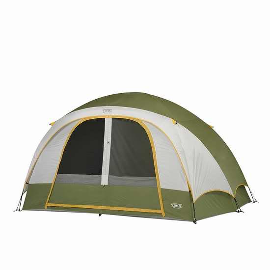 历史新低!Wenzel Evergreen 10x9英尺 6人圆顶帐篷4.7折 104.2加元限时特卖并包邮!