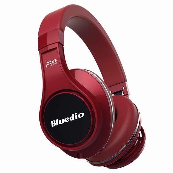 历史最低价!Bluedio 蓝弦 UFO 旗舰版蓝牙头戴式耳机 99.99加元限量特卖并包邮!