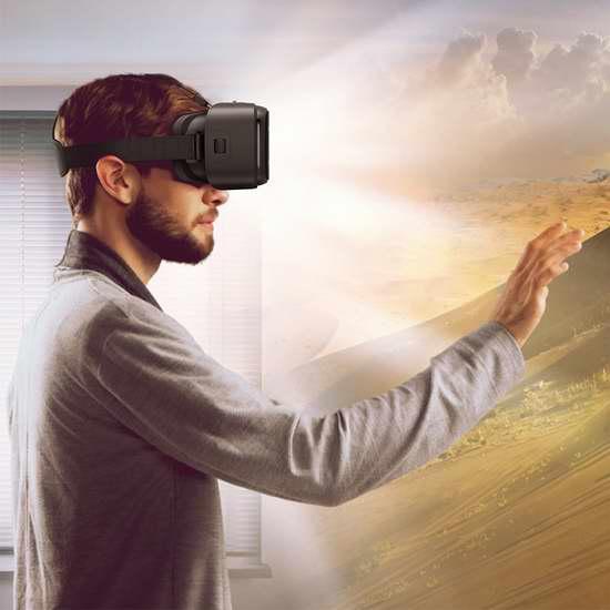 AUKEY VR 3D虚拟现实眼镜 24.99加元限量特卖!