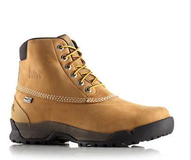 SOREL Paxson 男士登山靴 100加元,原价 200加元,包邮