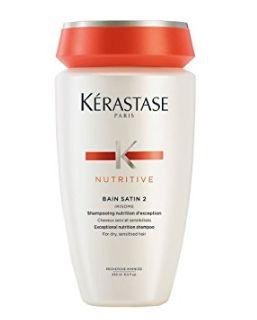 Kerastase 卡诗 Nutritive缎光2滋养洗发水 23.41加元(250ml),官网 43加元!