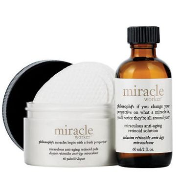 PHILOSOPHY 自然哲理 miracle worker 抗衰老精华液套装 72.72加元,原价 101加元,包邮