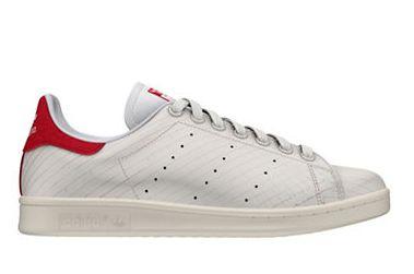 ADIDAS 阿迪达斯 Stan Smith 女士红尾鞋 51.75-58.65加元,原价 115加元