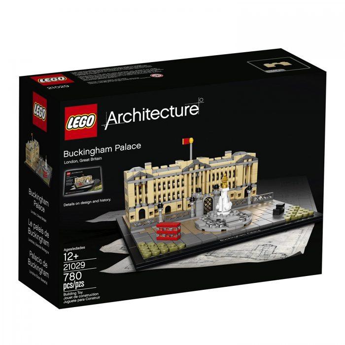 金盒头条:历史新低!LEGO 乐高 21029 建筑系列 白金汉宫(780pcs)7.4折 48.9加元包邮