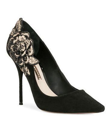 美的与众不同!SOPHIA WEBSTER 蝴蝶鞋 414加元(8.5码),原价 690加元,包邮
