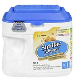 Similac 雅培 Omega Step1 婴儿奶粉超值套装 19加元并包邮!