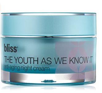 Bliss 必列斯 全效青春活肤晚霜 48.5加元,原价 102.7加元,包邮