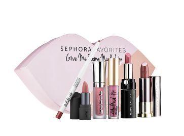 超值划算!Give Me Some Lip 裸色唇膏5件套 33加元特卖(价值 116加元 )!