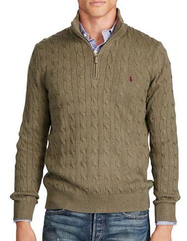 POLO RALPH LAUREN Tussah 男士毛衣 129.99加元,原价 178加元,包邮