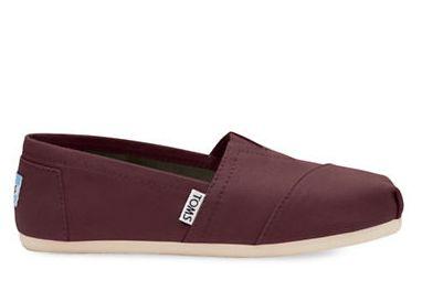 TOMS 女款帆布鞋 45加元,原价 60加元