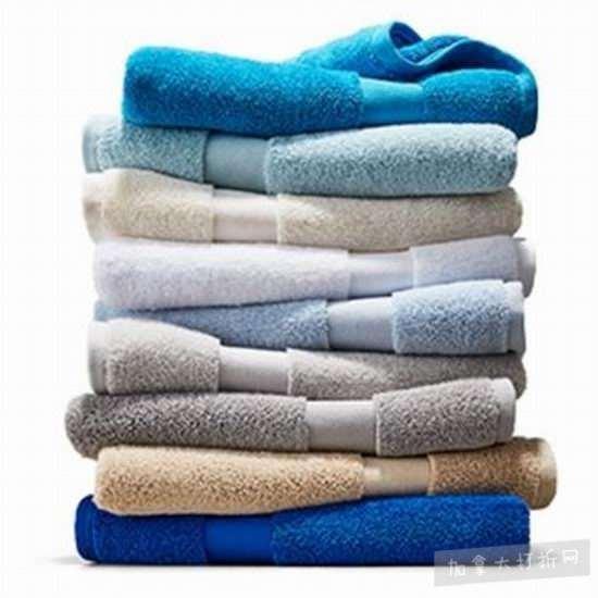 今日闪购:精选浴巾、毛巾、地垫、浴袍、浴帘、体重秤等卫浴用品5折起限时特卖!额外再打8-8.5折!