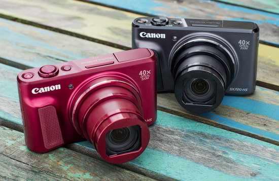 历史新低!Canon 佳能 PowerShot系列 SX720 HS 40X光变 长焦广角WiFi数码相机 369.97加元限时特卖并包邮!