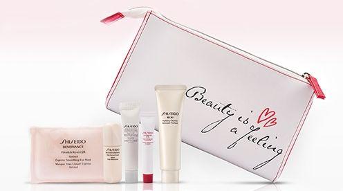 Shiseido 资生堂 全场9折,满45加元送价值75加元6件套春季护肤大礼包!