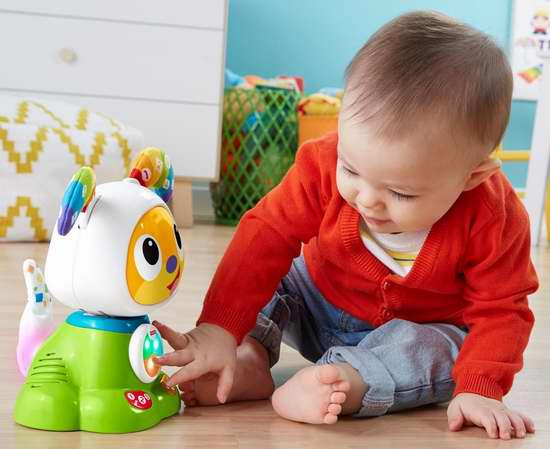 Fisher-Price 费雪 Dance and Move BeatBowWow 唱歌跳舞小狗狗5.4折 19.97加元限时特卖!